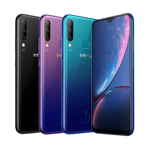 Infinix S4 Price in Nigeria