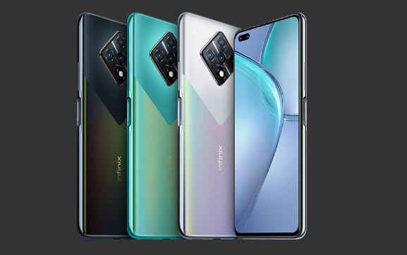 Infinix Zero 8 Price in Nigeria