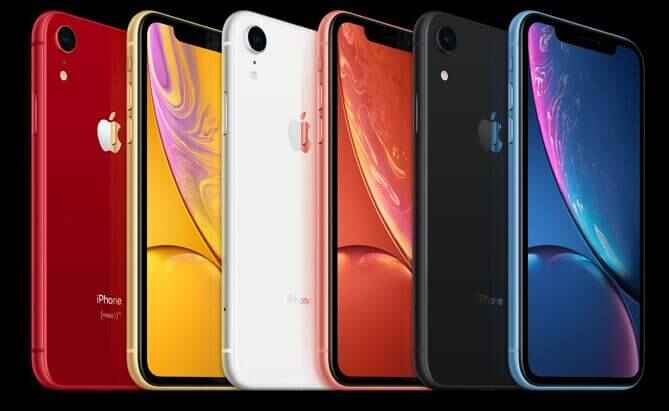 iPhone XR Prices in Nigeria